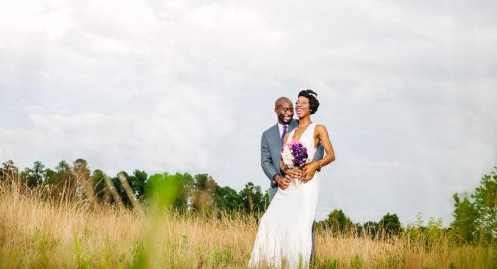 Natural Hair Bride Lovepisode I | raleigh durham chapel hill wedding photographer