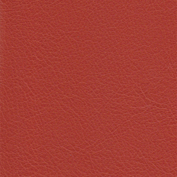 Cardinal Red Leather cover