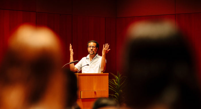 Colson Whitehead at Duke University's Nasher Museum | raleigh durham chapel hill events photographer